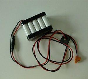 Bateria emergência modelo EMJ