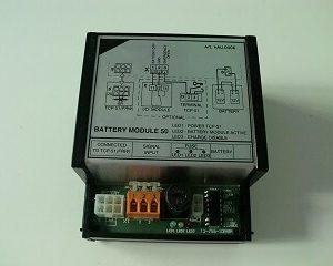 Módulo bateria TLP