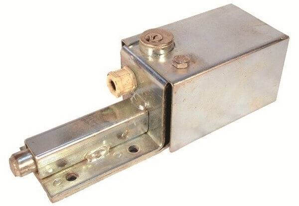 Eletrofechadura/trinco Serrat 230V